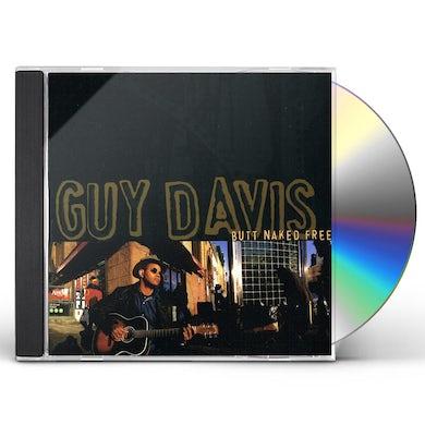 Guy Davis BUTT NAKED FREE CD