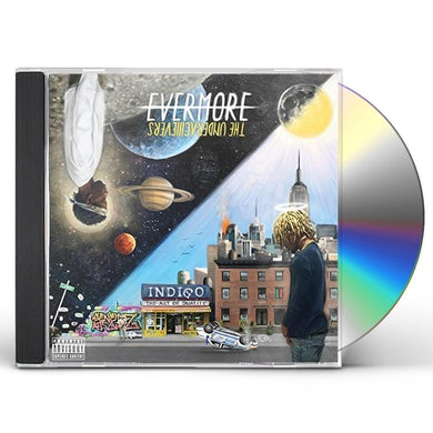 The Underachievers EVERMORE - THE ART OF DUALITY CD