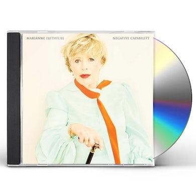 Marianne Faithfull Negative Capability CD