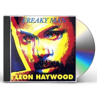 Leon Haywood FREAKY MAN CD