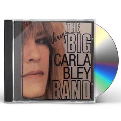VERY BIG CARLA BLEY BAND CD