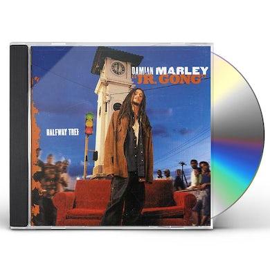 Damian Marley HALFWAY TREE CD
