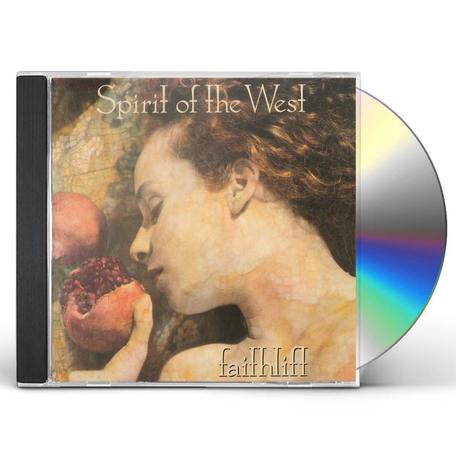 Spirit of the West FAITHLIFT CD