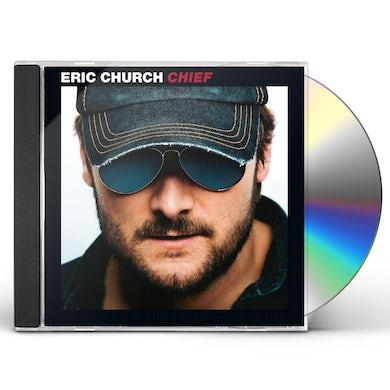 Eric Church Chief CD