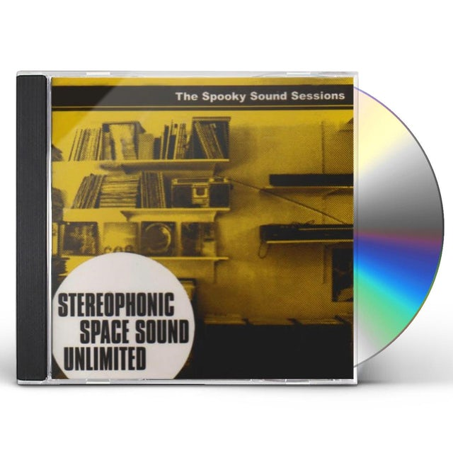 Stereophonic Space Sound Unlimited SPOOKY SOUND SESSIONS CD