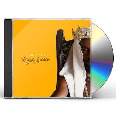 Jah Cure Royal soldier CD