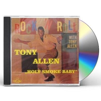 Tony Allen ROCK N ROLL WITH CD