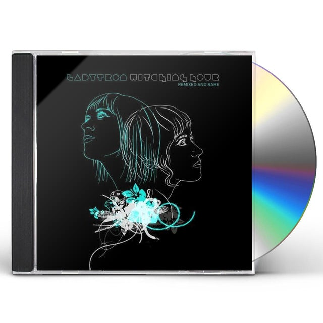 Ladytron WITCHING HOUR: REMIXED & RARE CD
