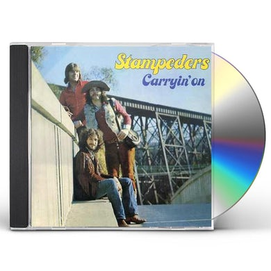 Stampeders CARRYIN ON CD