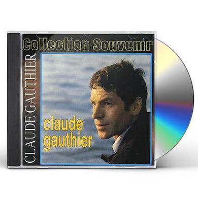 Claude Gauthier GENEVIEVE CD