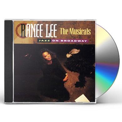 Ranee Lee MUSICALS: JAZZ ON BROADWAY CD