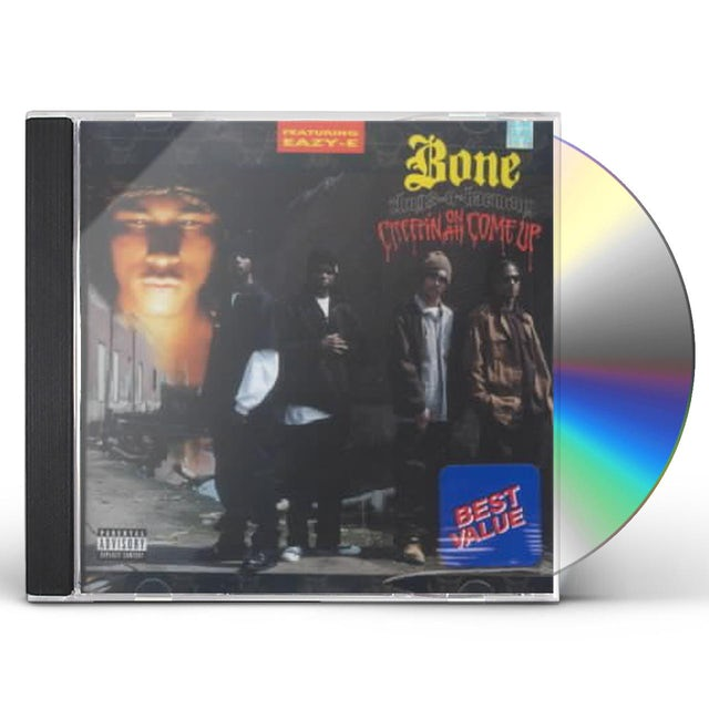 Bone Thugs-N-Harmony CREEPIN ON AH COME UP CD