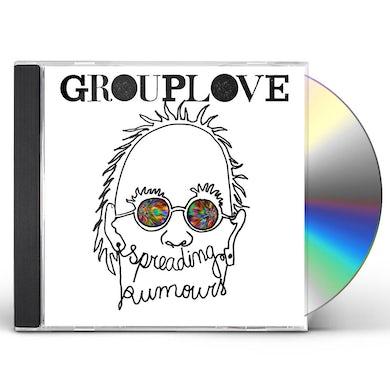 Grouplove SPREADING RUMOURS CD