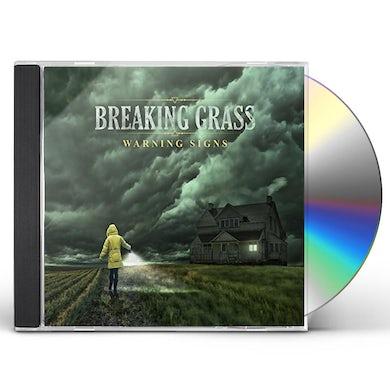 Breaking Grass WARNING SIGNS CD