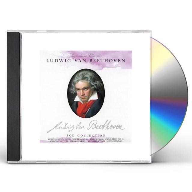 L.V. Beethoven SIGNATURE CLASSICS: STRING CON CD