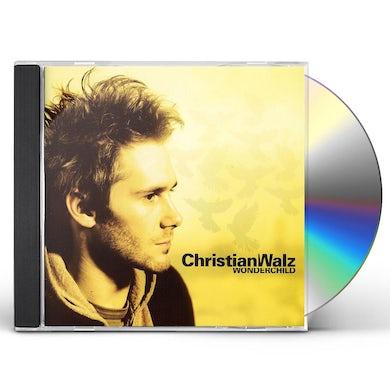 Christian Walz WONDERCHILD CD