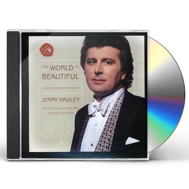 Jerry Hadley WORLD IS BEAUTIFUL: VIENNESE OPERETTA ARIAS CD