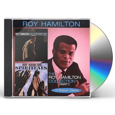 Roy Hamilton YOU CAN HAVE HER / SPIRITUALS CD