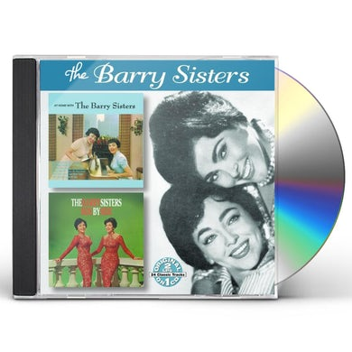 AT HOME WITH THE BARRY SISTERS / SIDE BY SIDE CD