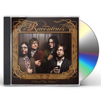 The Raconteurs BROKEN BOY SOLDIERS CD