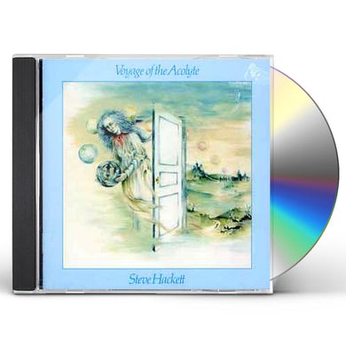 Steve Hackett VOYAGE OF THE ACOLYTE CD