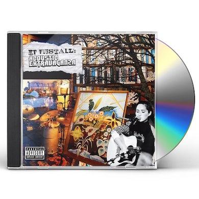 Kt Tunstall ACOUSTIC EXTRAVAGANZA CD