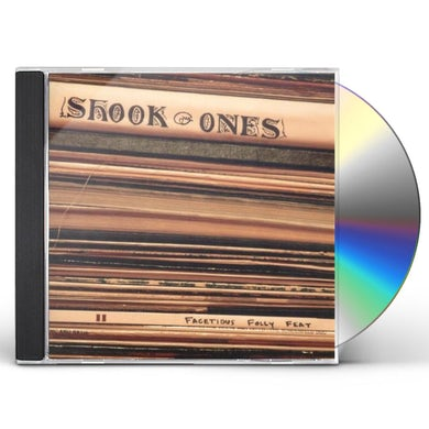 Shook Ones FACETIOUS FOLLY FEAT CD