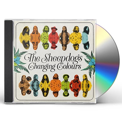 The Sheepdogs CHANGING COLOURS CD