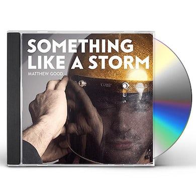 Matthew Good SOMETHING LIKE A STORM CD