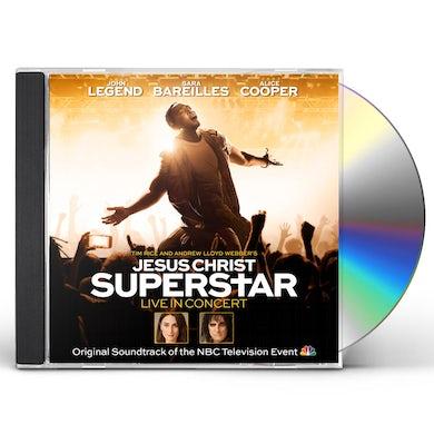Original Cast  Jesus Christ Superstar Live In Concert (OCR) CD