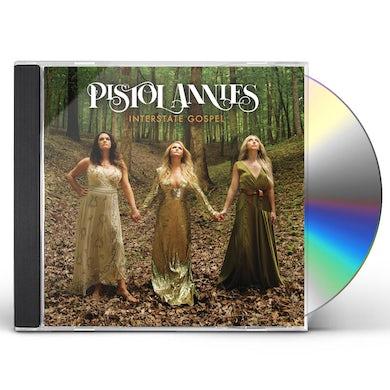 Pistol Annies INTERSTATE GOSPEL CD