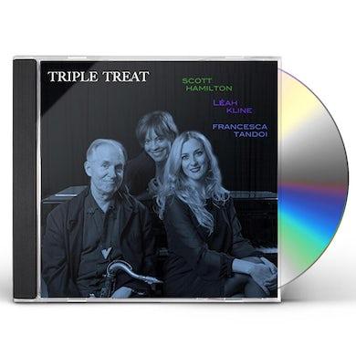 Leah Kline TRIPLE TREAT CD