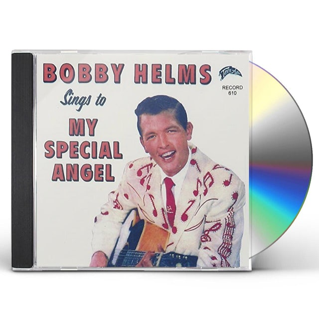 Bobby Helms MY SPECIAL ANGEL / VERY BEST OF (30 CUTS) CD
