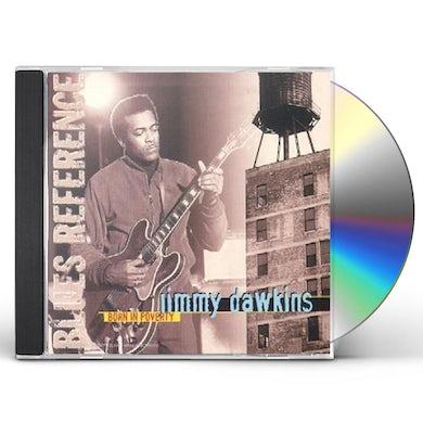Jimmy Dawkins BORN IN POVERTY CD