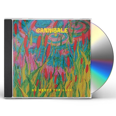 Cannibale NO MERCY FOR LOVE CD