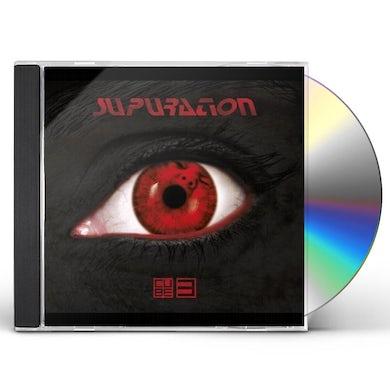 Supuration CUBE 3 CD