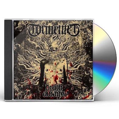 Tormented DEATH AWAITS CD