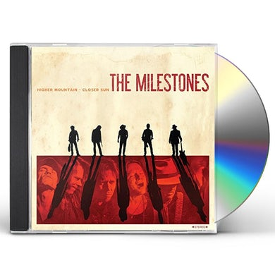 Milestones HIGHER MOUNTAIN - CLOSER SUN CD