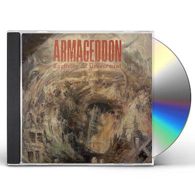 Armageddon CAPTIVITY & DEVOURMENT CD
