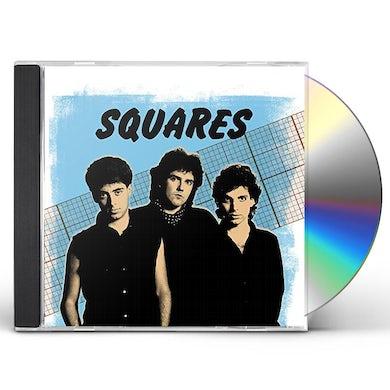 Joe Satriani SQUARES CD