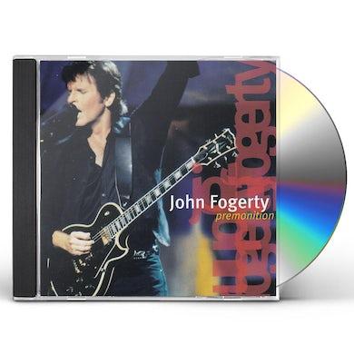 John Fogerty PREMONITION CD