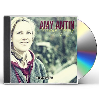 Amy Antin ALREADY SPRING CD