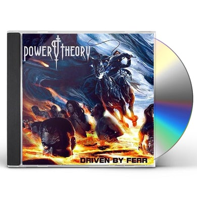 Power Theory DRIVEN BY FEAR CD