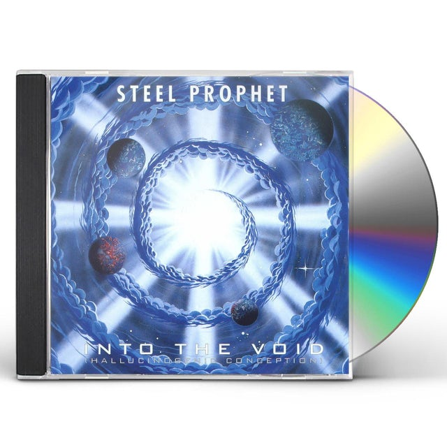 Steel Prophet INTO THE VOID / CONTINUUM CD