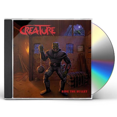 creature RIDE THE BULLET CD