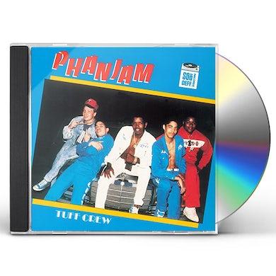 Tuff Crew PHANJAM + 2 (& KROWN RULERS) CD