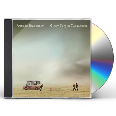 Ginger Wildheart GHOST IN THE TANGLEWOOD (BONUS TRACK) CD