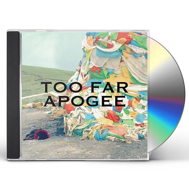 Apogee TOO FAR / LANDSCAPE CD