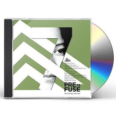 Prefuse 73 RIVINGTON NAO RIO + FORSYTH GARDENS CD