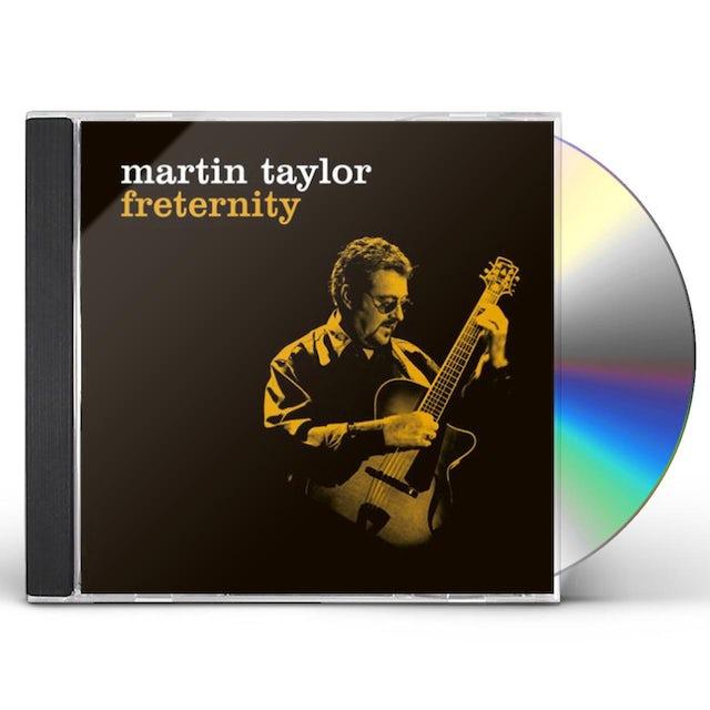 Martin Taylor FRETERNITY CD